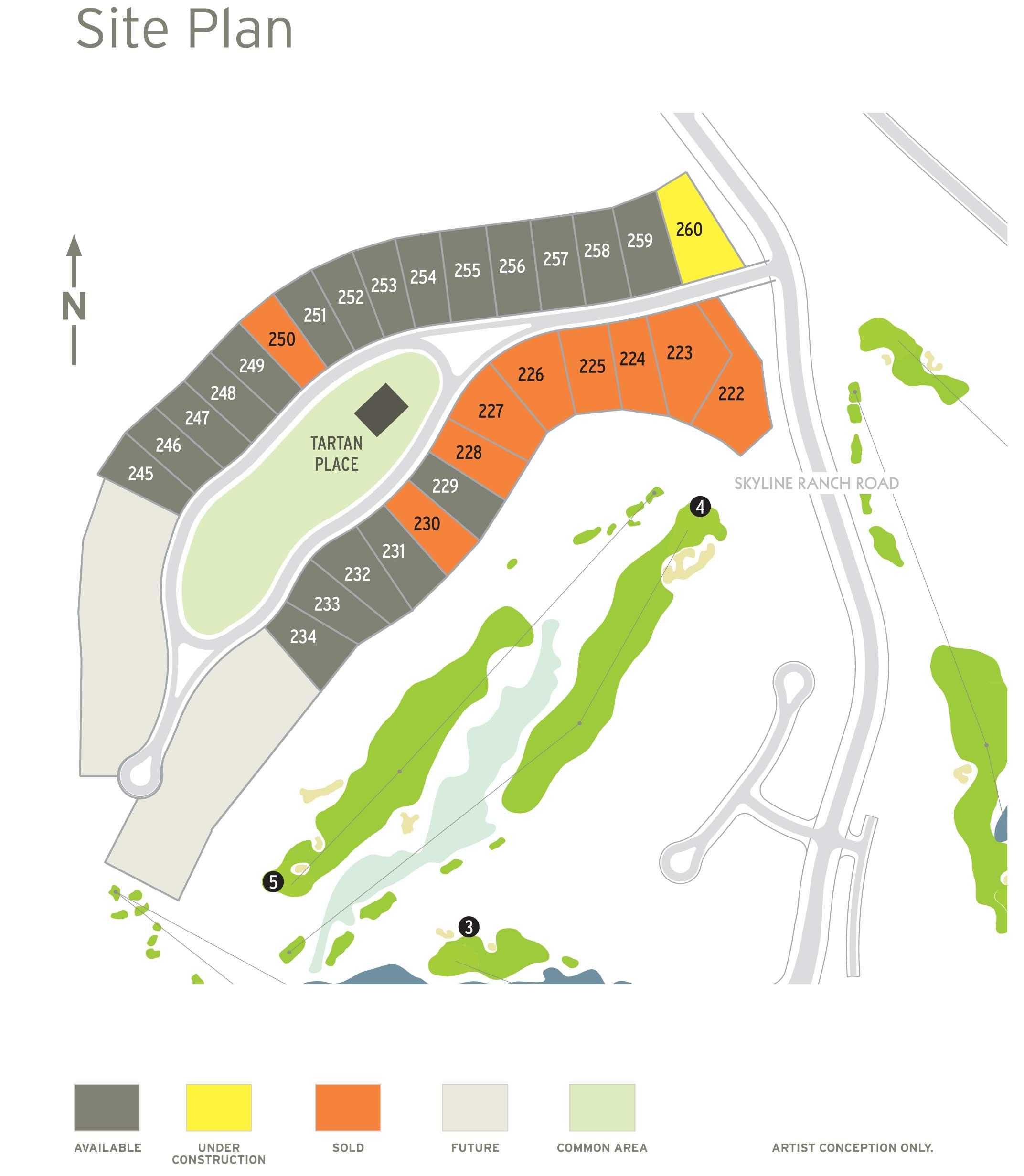 Tartan Druim Stie Map 7_13_17