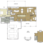 Mt. Bachelor Floor Plan-Lower