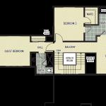 Tartan Druim Lot 255 Floor Plan Upper